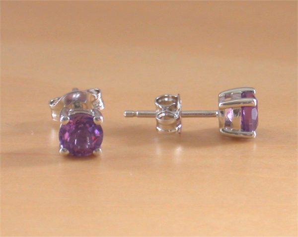 amethyst earrings uk