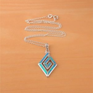opal necklace uk