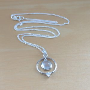 moonstone necklace uk