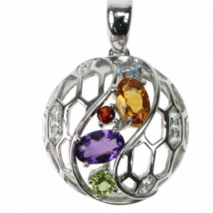Mixed Gemstone Jewellery