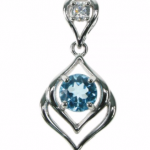 blue topaz jewellery