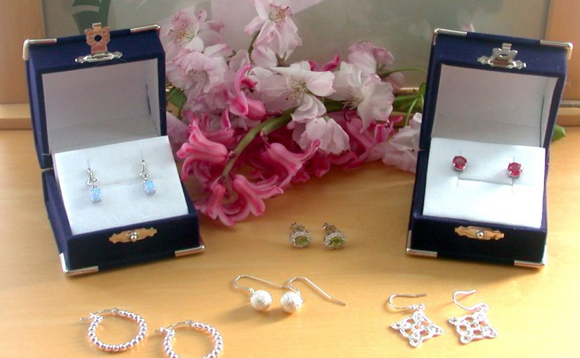 Sterling Silver Gemstone Jewellery