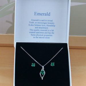 Emerald Necklace UK