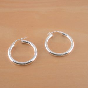 26mm hoop earrings