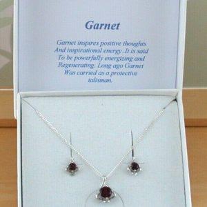 garnet jewellery uk