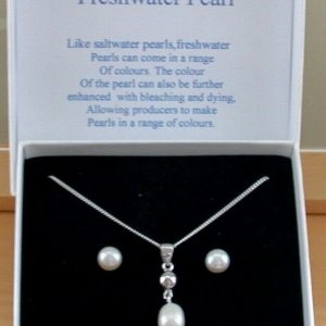 Freshwater Pearl Necklace Sets