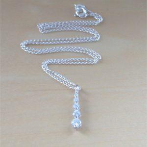 cz necklace uk